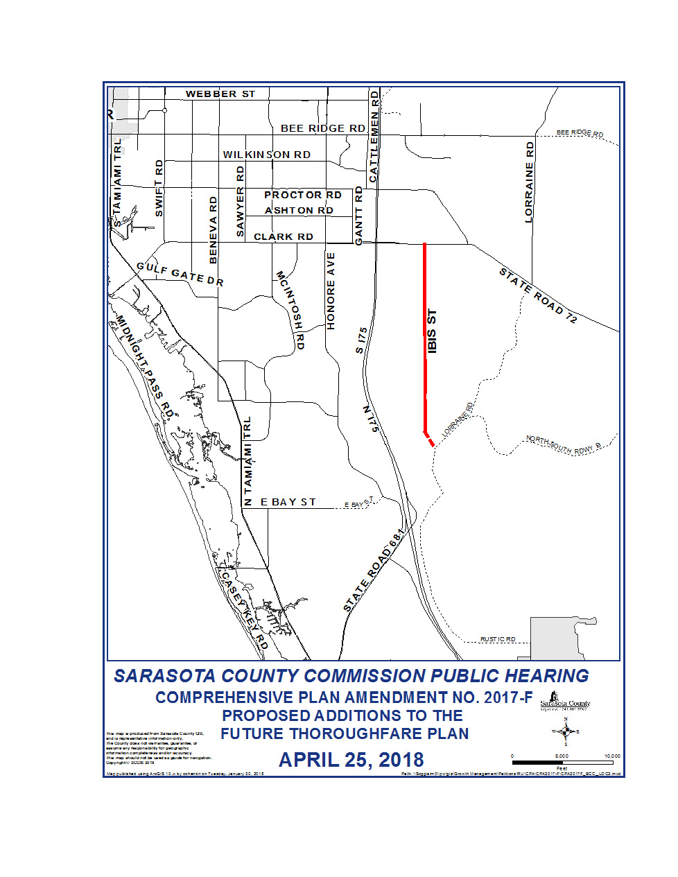 Citizens for Sarasota County: A Road to Nowhere