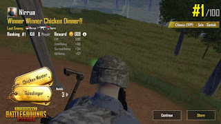 Chicken dinner inteku