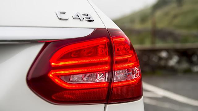 Mercedes-AMG C43 4Matic Estate (2016) review