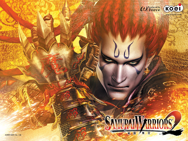 Samurai Warriors 2 PC Game Download