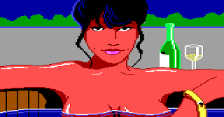 Videojuego Leisure Suit Larry in the Land of the Lounge Lizards