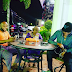 E Money and Kcee hang out in their mansion with their mum (Photos)