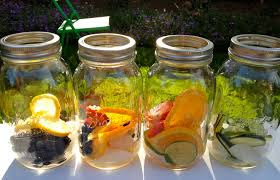 Khasiat Infused Water