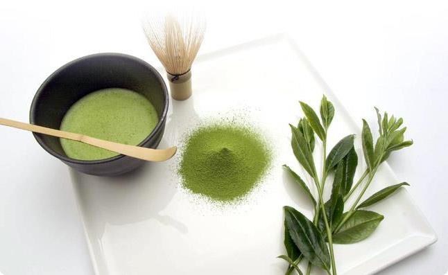Tuyệt chiêu làm đẹp tuyệt vời từ trà xanh