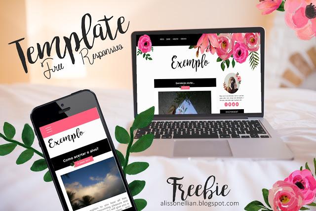 Layout Free Responsivo para blogger