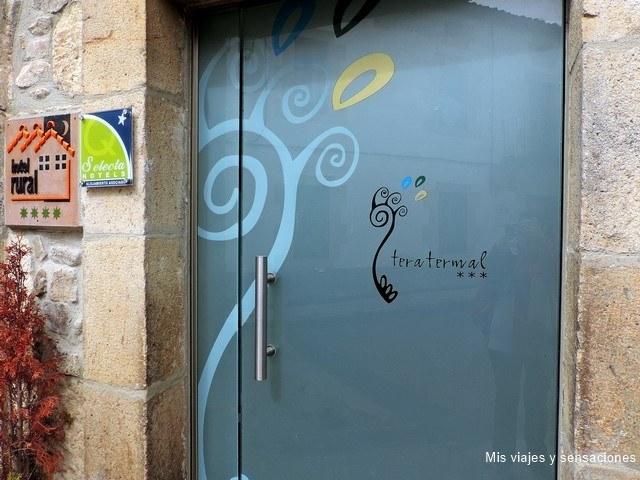 Hotel Teratermal, escapada relax en la provincia de Soria