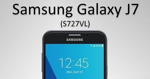 TracfoneReviewer: Samsung Galaxy J7 Sky Pro S727VL Tracfone Review