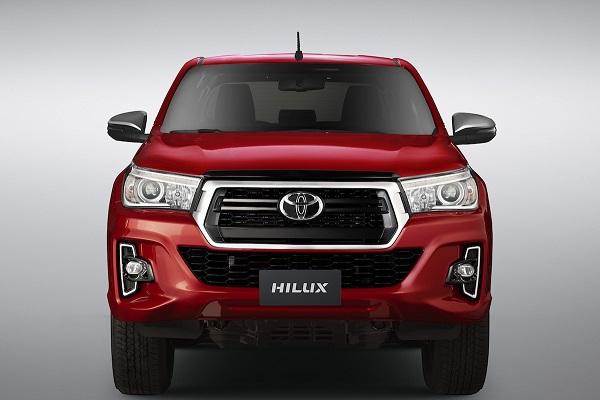 Toyota Hilux 2019 Argentina