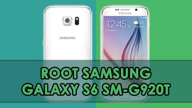Cómo ROOTEAR Samsung Galaxy S6 SM-G920T