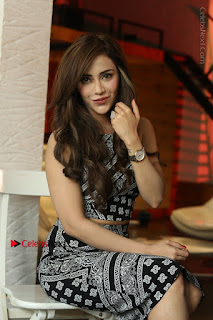 Telugu Actress Angela Krislinzki Latest Pos in Short Dress  0151.JPG