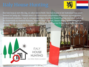 Italy House Hunting in het Nederlands