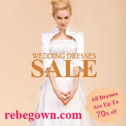 wedding dresses on rebegown.com