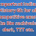 Important Indian History Gk for all Competitive exams