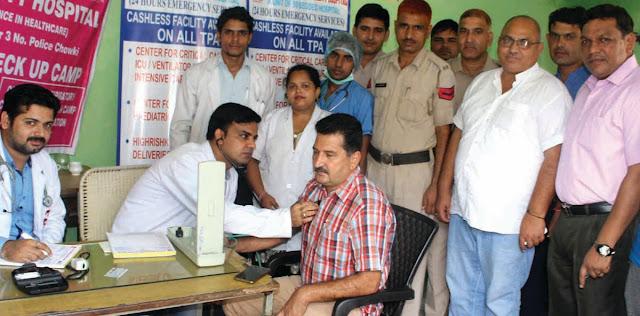 health-camp-sgm-nagar-nit-faridabad