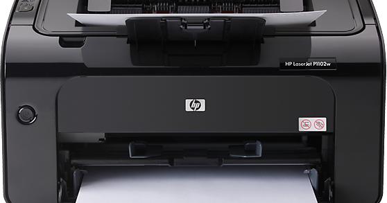 HP LaserJet Pro P1102w Printer Driver Download - Download Free