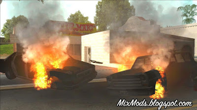 mod overdose effects para gta sa