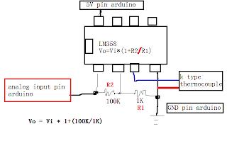 Lm358 Arduino