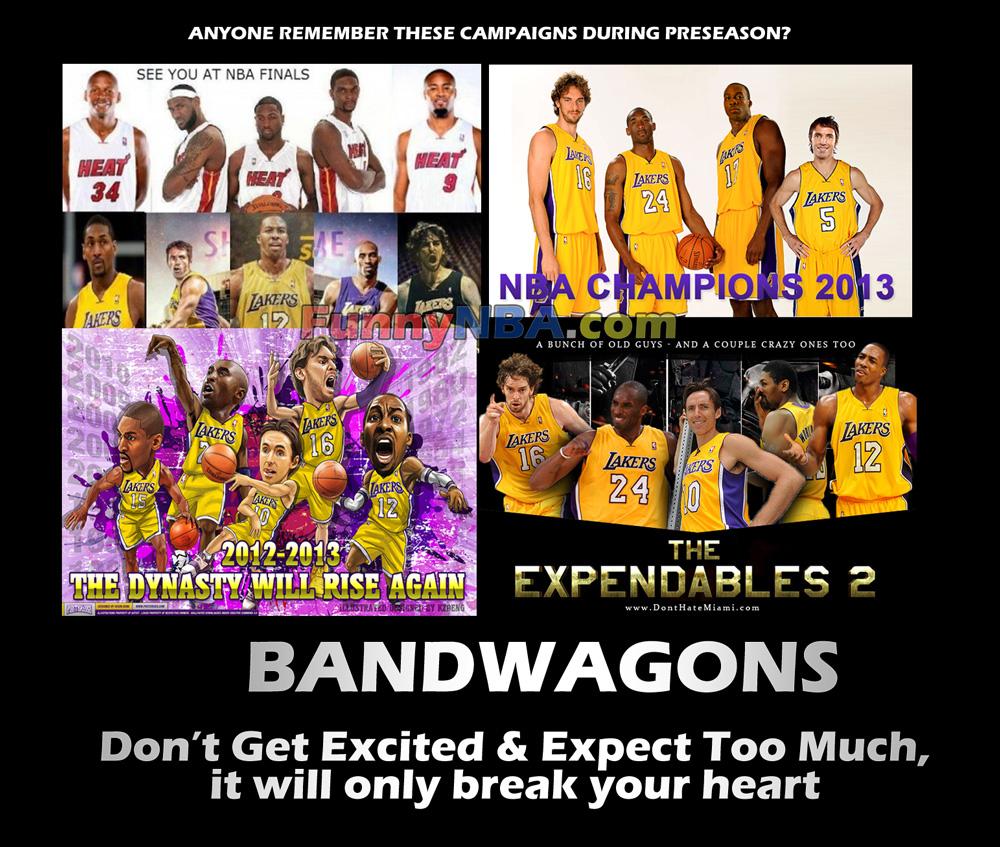 La Lakers Epic Fail Nba Funny Moments