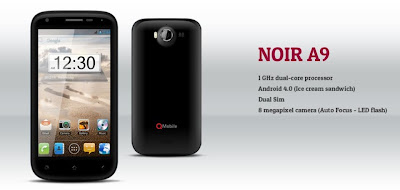 How to Root and Install CWM recovery in QMobile Noir A9
