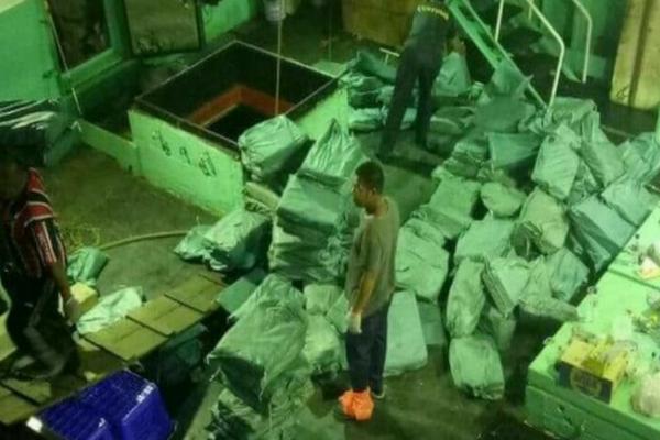 Mengapa Kapal Ikan Asing yang Bawa Narkoba Gampang Masuk ke Indonesia?