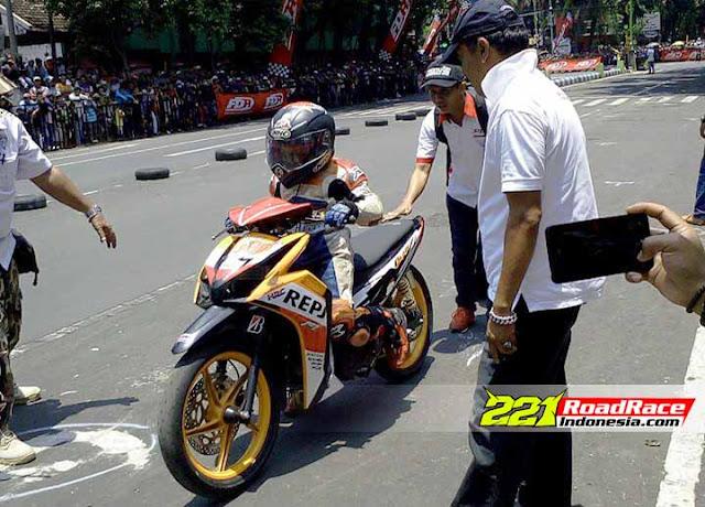 Hasil Road Race Probolinggo 2017, Adaptasi Era Injeksi Tak Semulus Jalan Tol