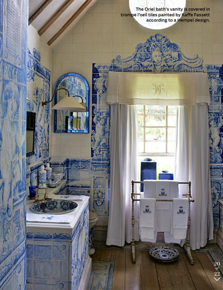 Splendid sass anouska hempel interior design for Interior design famosi