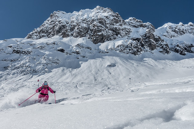 Beste Skiabfahrten Arlberg St. Anton