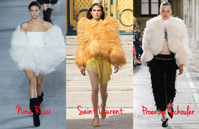S/S2018 Trend Report: Feathers