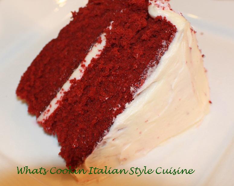 Red Velvet Cake Semi Homemade Recipe