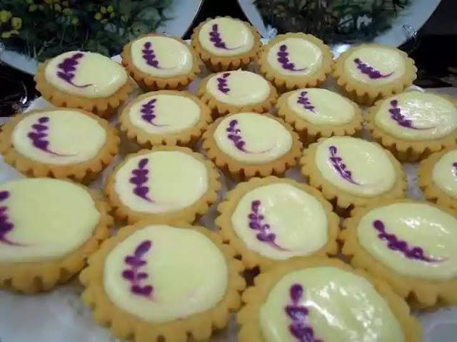 Resepi Kuih Raya Cheese Tart