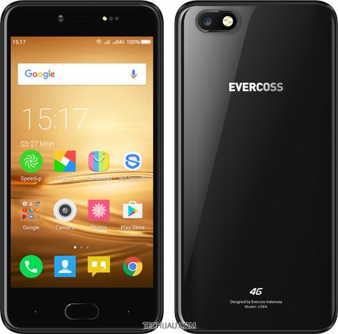 Smartphone Entry Level Dari Evercoss Ini Punya Layar Anti Pecah