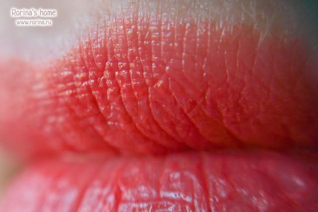 Помада Guerlain KissKiss 344 Sexy Coral: отзывы