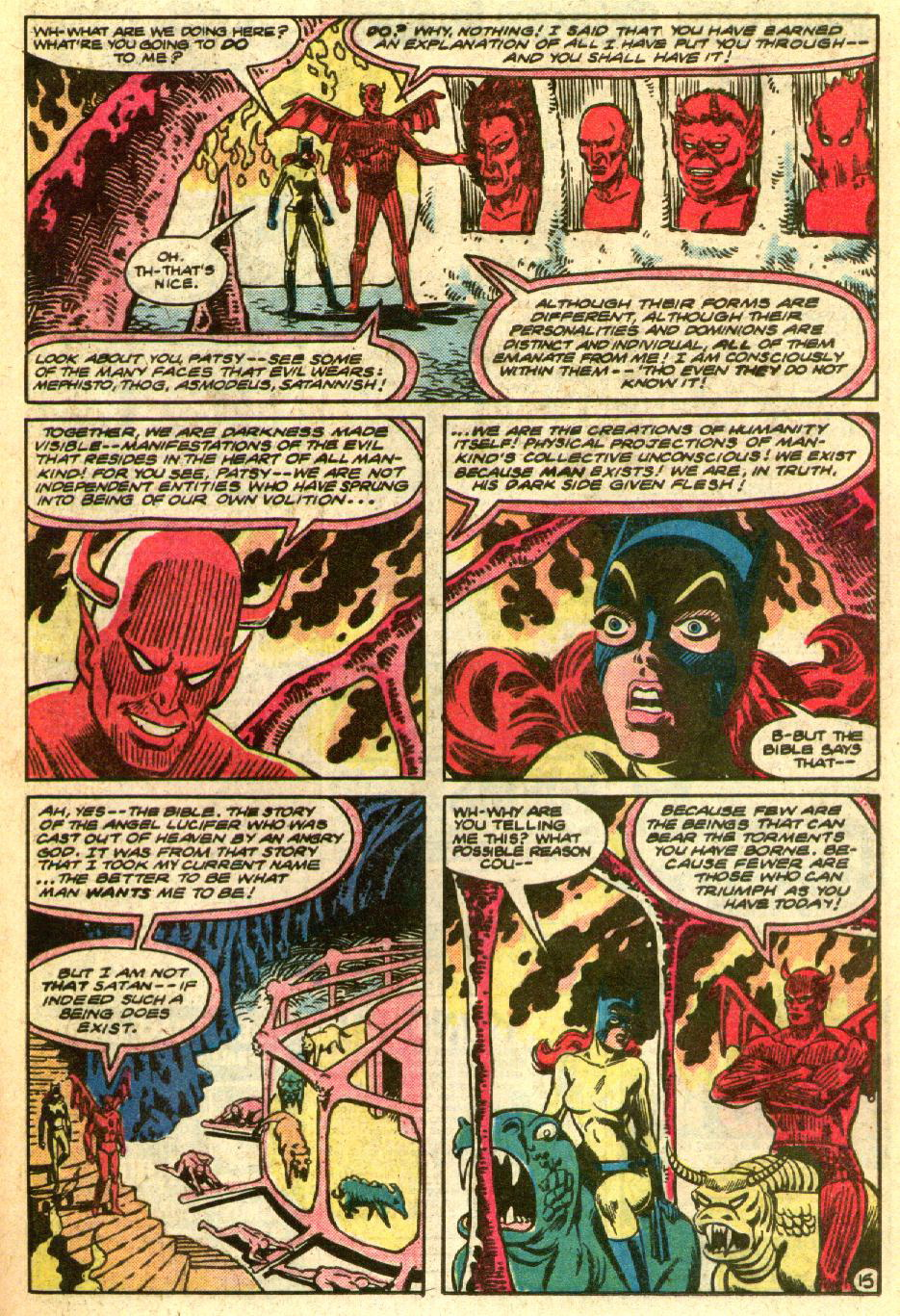 Marvel美漫世界觀裡的強者(一) ~ 美漫X閒聊