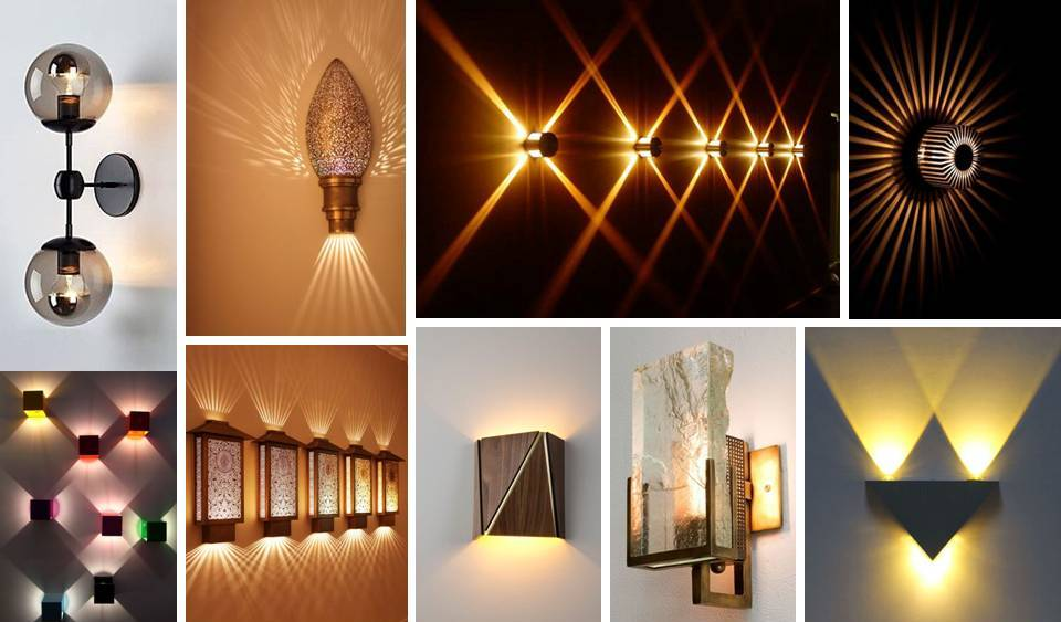 20 Great Contemporary Interior Wall Lighting Ideas,Suited ...