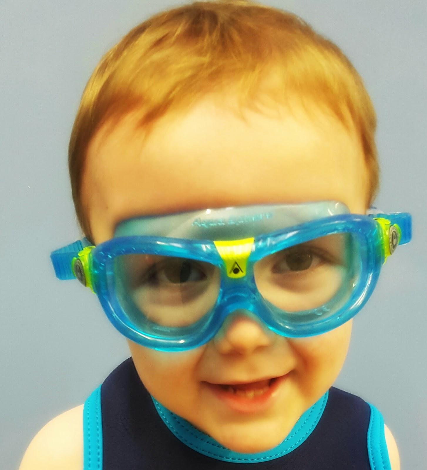 9a42703673d Seal Kid 2 Aqua Sphere Goggles Review