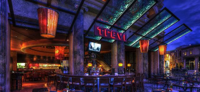 Restaurante Trevi em Las Vegas