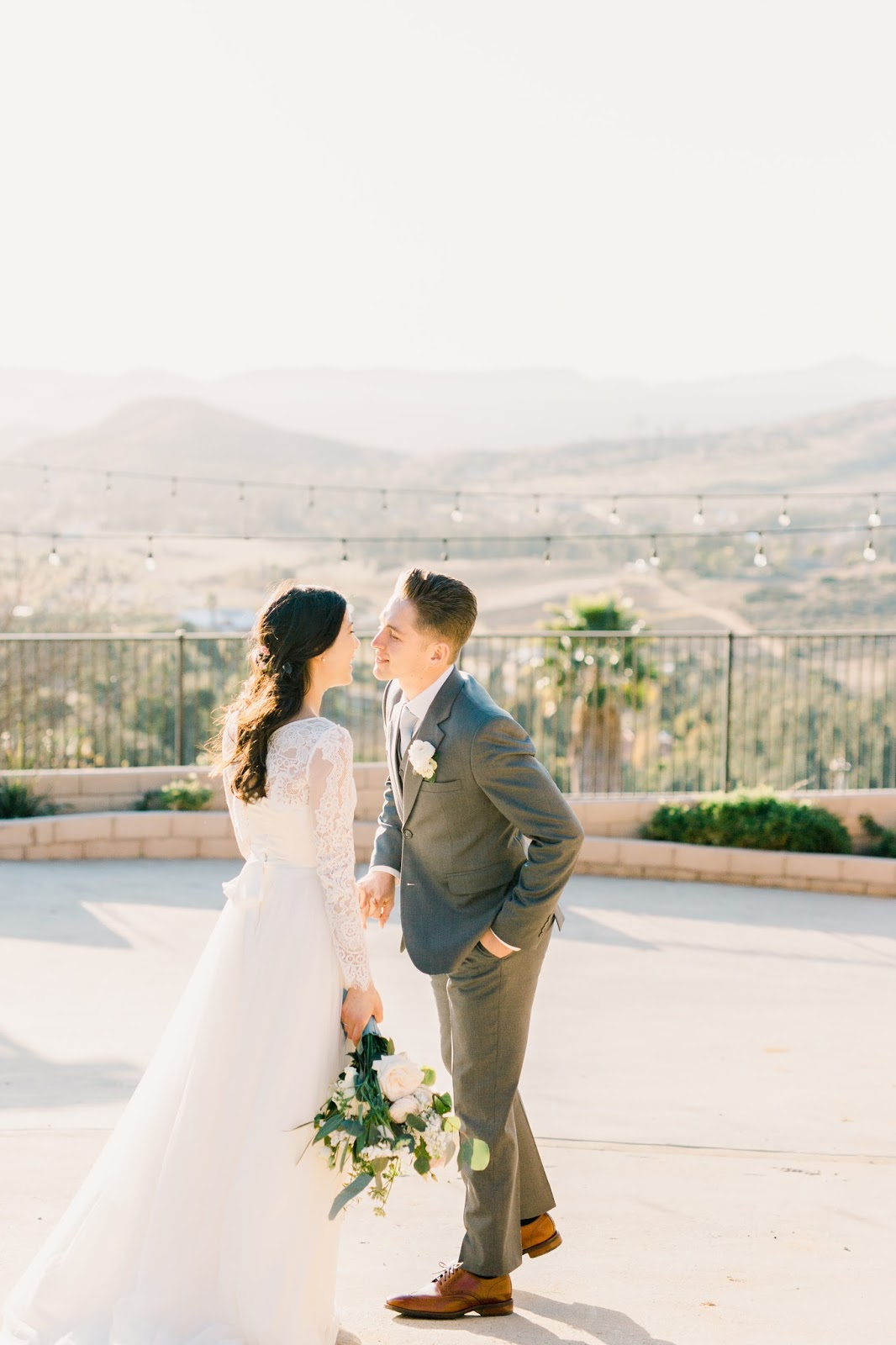 Cordiano Winery-Romantic Vineyard Wedding-Boho Bride-San Diego Photographer-Something Minted Photography