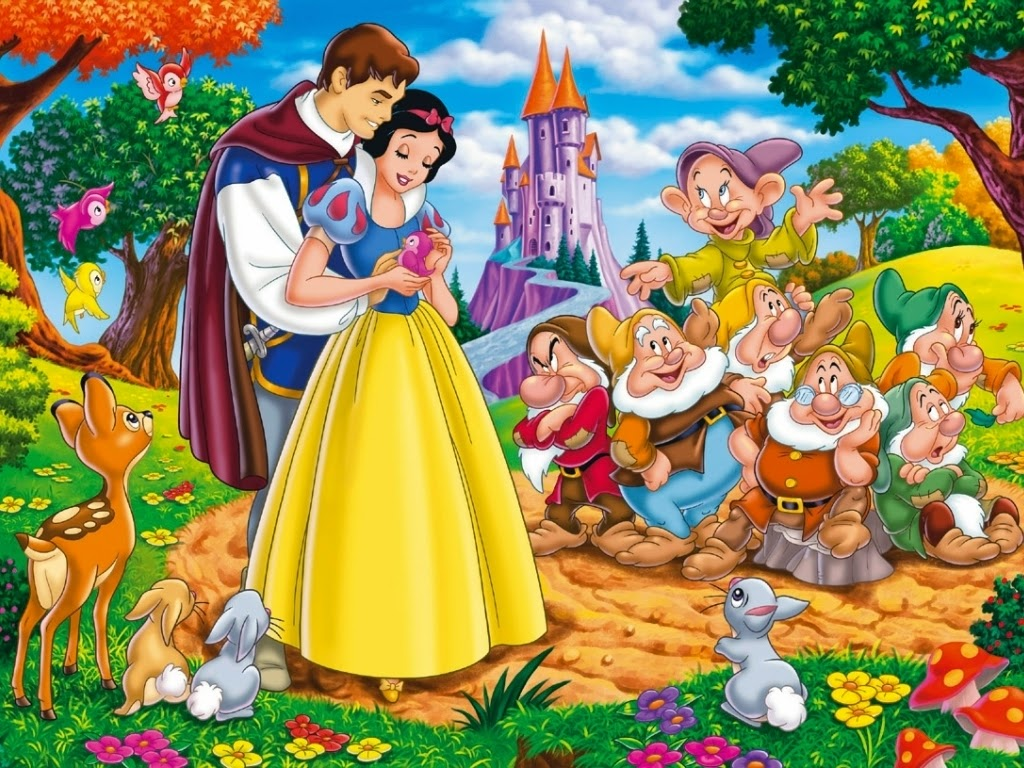 foto princess snow white