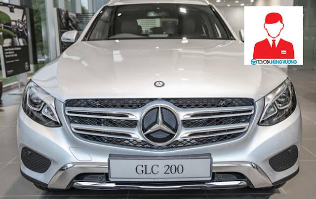 Xe giá rẻ: Mercedes GLC 200 2018 rục rịch ra mắt Việt Nam ảnh 3