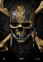 Pirates of the Caribbean Dead Men Tell No Tales Teaser Poster 1