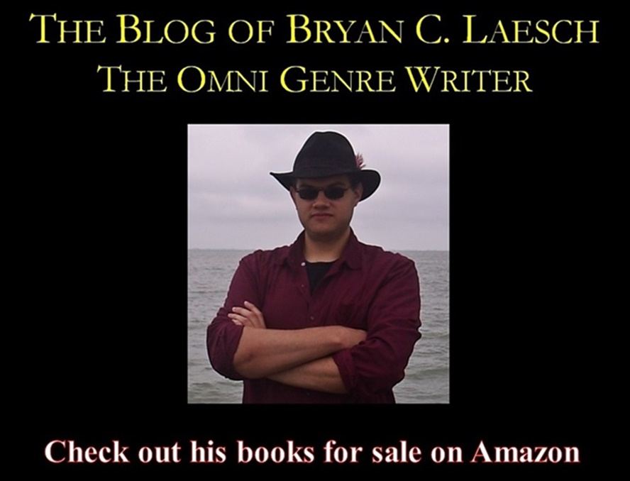 The Blog of Bryan C. Laesch