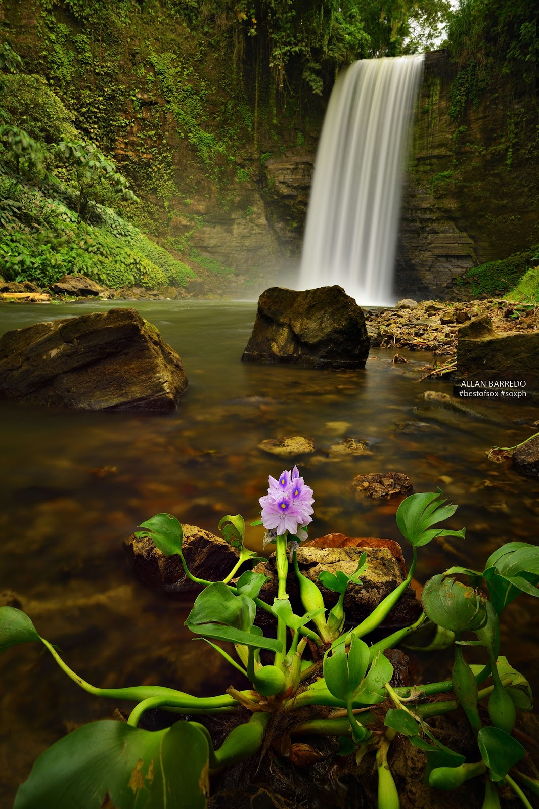 Hikong Alu (Seven Falls) | Lake Sebu, South Cotabato
