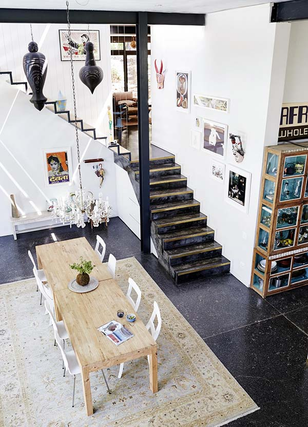 Industrial Style House decordemon: industrial style house in cape town