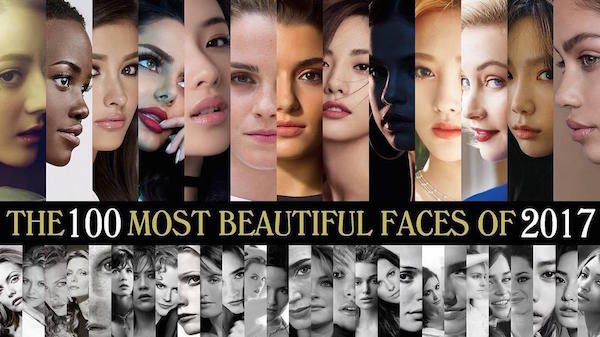 Most Beautiful Faces Of The World