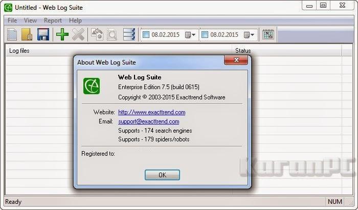 Web Log Suite Free