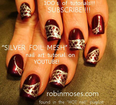 Nail Art By Robin Moses Quotcute Fall Nailsquot Quotelegant Nails