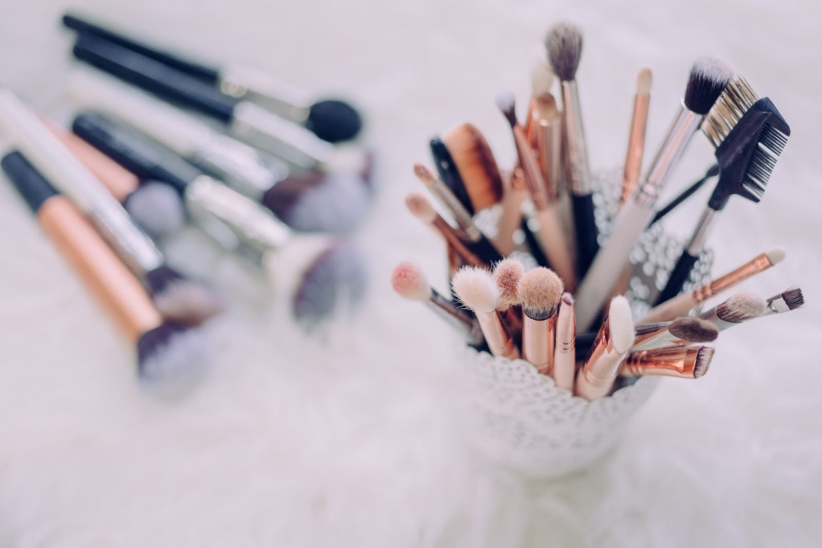 How To Clean Makeup Brushes Exclusively Grace