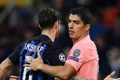 Highlight Inter Milan 1-1 Barcelona, 6 November 2018