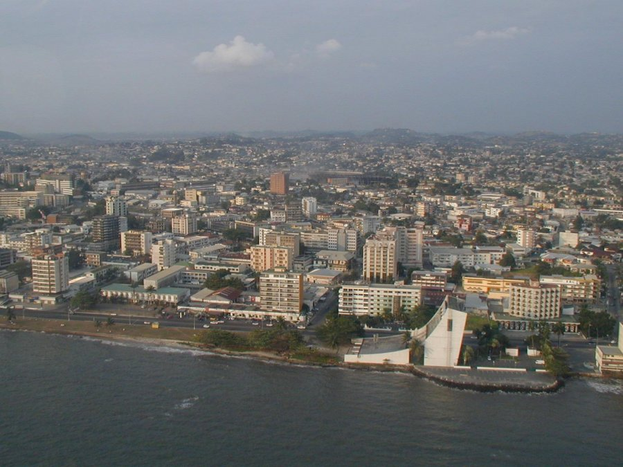 Libreville, Capital do Gabão