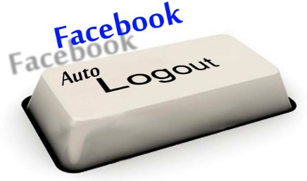 Logout Facebook Automatically